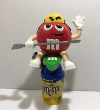 M&M's M&M Red Canoe Candy Dispenser
