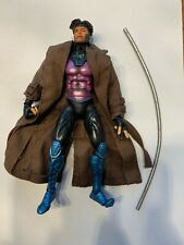 Gambit - Marvel Legends ToyBiz Series IV 4 loose Uncanny X-Men Remy LeBeau