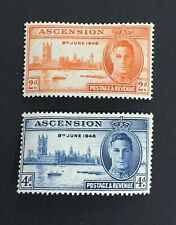 Ascension Island Victory 1946 MH