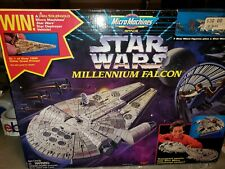 Micro Machines Space Millennium Falcon