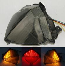 Tail Brake Turn Signals Integrated Light Smoke For 2004 2005 2006 YAMAHA YZF R1