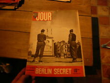 magazine hebdomadaire NUIT ET JOUR  n°35 1945 berlin secret