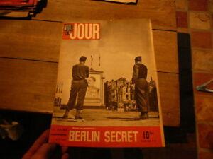 Magazin Wochenkalender Mitternacht- Und Jour Nr. 35 1945 Berlin Secret
