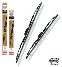 PEUGEOT 307 2001-2004 HEYNER front windscreen WIPER BLADES 26''28'' SET OF 2
