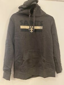 New Orleans Saints Women's Hoodie Sweatshirt Size Medium NWT
