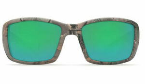 Costa del Mar Blackfin Men Sunglasses BL 69 Realtree / Green 400g Polarized