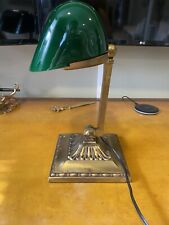 Emeralite Desk Lamp/Bankers Lamp #8734 G