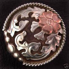 "1 1//2/""  Mortenson Concho Bridle Tack Saddle Silver- Dakota Cowboy"