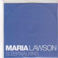 (EE411) Maria Lawson, Sleepwalking - 2006 DJ CD
