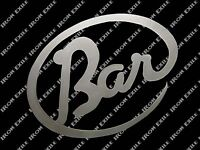 BAR SIGN -- Metal Plasma Cut Mancave Beer Tavern Pub Lounge Woman Cave Decor