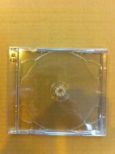 100 Brillante BOX DOPPIO CD casi + Chiaro trays+free 24H
