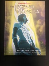 The Legend of Korra The Art of the Animated Series Book Four: Balance Hardcover