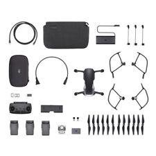 Dji Mavic Air Onyx Black Fly More Combo con Cámara 4K y accesorios