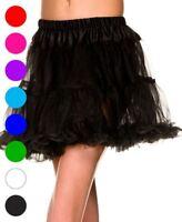New Music Legs 743 Burlesque Layered Petticoat