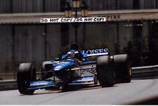 9x6 Photograph , Olivier Panis , Ligier-Honda JS43 , Monaco Grand Prix 1996