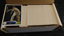 2012 Topps Series 1 Baseball Complete Base Set