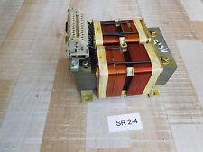 Siemens AN4250-4AB,Transformateur Primaire 220-550 Secondaire 110-220 V,KVA 1,6