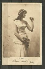 France - woman with grapes