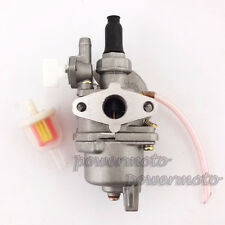 Pocket Bike Gas Fuel Filter Carb Carburetor For 47 49 cc Mini Moto ATV Dirt Bike