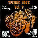 Techno Trax Vol.9 von Various | CD | Zustand gut