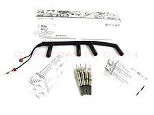 VW Volkswagen Glow Plug Bridge Harness & Glow Plugs Kit 028971766 N10140105 OEM