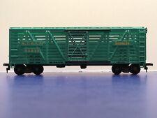 "HO Scale ""AT&SF Santa Fe"" 80680 40 Foot Freight Train Livestock Car  / Mantua"