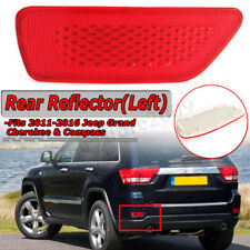 Left Rear Side Bumper Reflector For Jeep Grand Cherokee Compass 2011-2016 DH