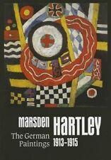 NEW Marsden Hartley: The German Paintings 1913–1915 by Ilene Susan Fort