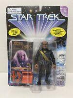 Star Trek Worf Governor of  H' Atoria Playmates Action Figure (1995)