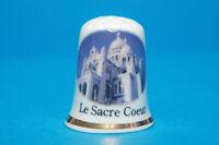 Le Sacre Coeur, Paris,France China Thimble B/43.