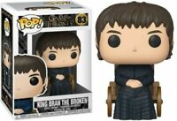 FUNKO POP JUEGO DE TRONOS KING BRAN THE BROKEN 83 GAME OF THRONES