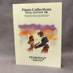 Final Fantasy VIII - Piano Collections Music Score - NEW