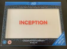 INCEPTION (Limited Edition Metal Case) UK Blu-ray - Christopher Nolan