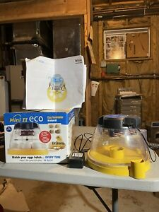 incubator Mini II Eco. Excellent Shape.
