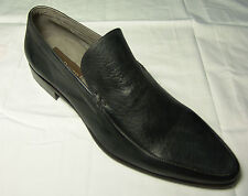 Authentic Cesare Paciotti US 10 Elegant Loafers Italian Designer Shoes