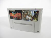 Super Famicom FINAL FIGHT 1 Nintendo Capcom Video Game Cartridge Only sfc