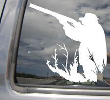 Waterfowl Hunter Wildfowling Shooting Hunting Duck Car Vinyl Decal Sticker 01523