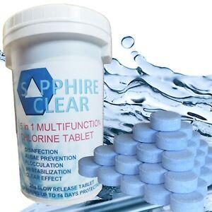 50 x 20g Chlorine Tablets: HotTub Pool Spa