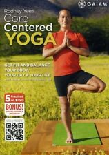 Rodney Yee Core Centered Yoga New DVD R4