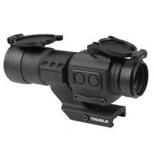New Truglo Tru-Tec XS 2 MOA Red Dot Sight 30MM Scope W/Cantilever Mount TG8135BN