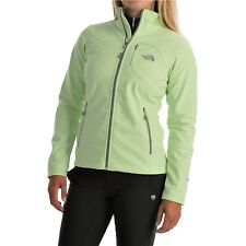 NWT The North Face APEX BIONIC Soft Shell JACKET TNF Budding Green S MSRP $149