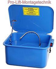 Teilewaschgerät 13 Liter Wanne Teilereiniger Teilewaschbecken blau JPW03E 01889