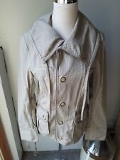 NEW DAYTRIP WOMEN'S JACKET STRIPED M