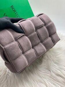 Bottega Veneta Handbags For Women Beige Suede New Italy