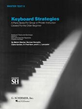 Keyboard Strategies - Master Text II Piano Collection NEW 050453300