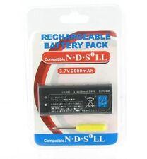 Batterie pour Nintendo DSI XL (Dsi LL) - 2000 mah - 3,7 V avec tournevis