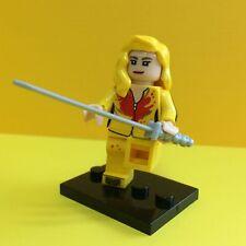 1X The Bride Kill Bill Uma Thurman Mini Figure Toy Rare
