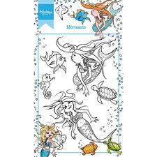 Marianne Design claro Sellos-Hetty 'S Sirena HT1619
