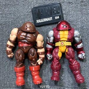 Marvel Universe Legends X-Men COLOSSUS JUGGERNAUT 3.75'' Action Figure Toys Gift