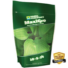 General Hydroponics MaxiGro 2.2lbs pounds maxi gro grow gh nutrient fertilizer